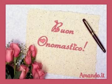 Onomastico Il Blog Di Daniela